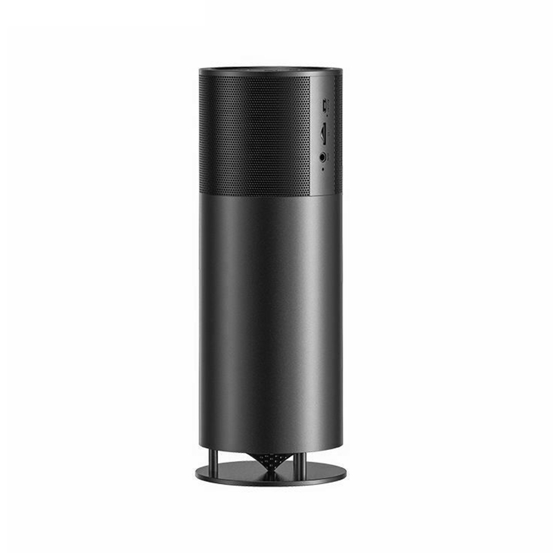 Remax Bluetooth Wireless Speaker RB-M46 Mini Subwoofer Portable Household High Volume Card Radio 3D Surround Sound Dua