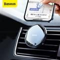 Магнитный автомобильный держатель для телефона Baseus, универсальный держатель с креплением на решетку вентиляции для смартфонов iPhone 12 Pro