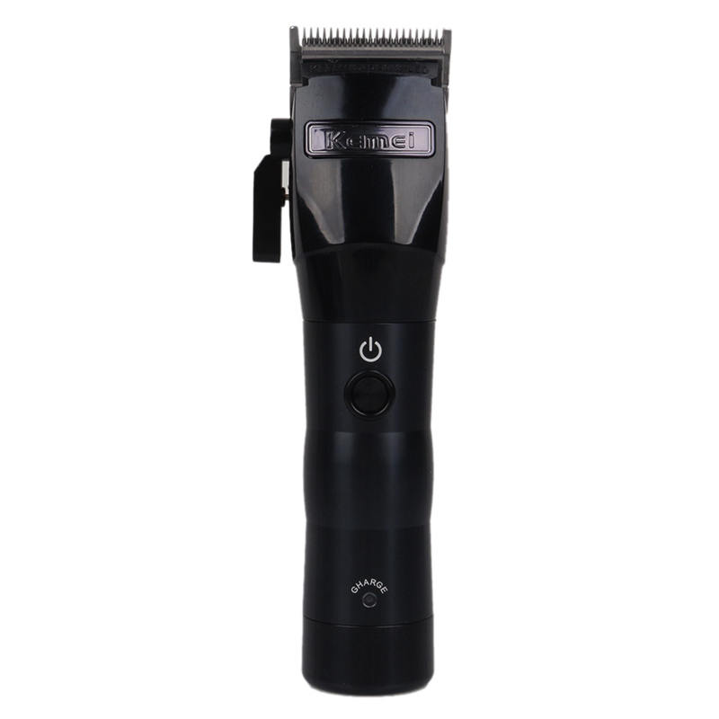 Kemei Professional Rechargeable Electric Hair Clipper Trimmer Barber Haircut for Removal Cutting Styling Machine