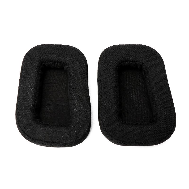 Replacement Earpads Earmuff For Logitech <font><b>G933</b></font> G633 Surround Gaming Headphones image