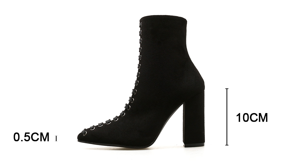 high street style women shoes