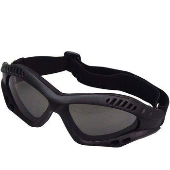 Óculos de proteção da motocicleta ciclismo óculos elásticos cs tactical óculos de segurança à prova de vento anti-poeira esportes ao ar livre 1