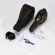Ручной инфракрасный температурный тепловой ИК цифровой тепловизор детектор камера с хранением 320x240 Разрешение 3,2 дюйма YK-19