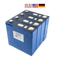 4 pezzi grado A 3.2V 120Ah batteria al litio ferro fosfato Lifepo4 ciclo batteria 4000 volte solare 12V 176Ah 200AH ue usa esente da tasse