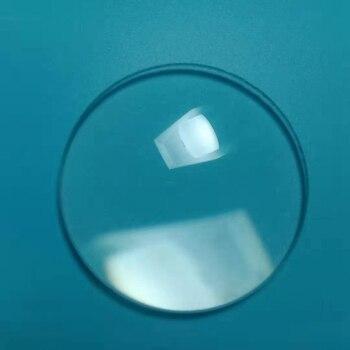 Biconvex Lens  Diameter 40mm Focal Length 50mm Optical Glass lens