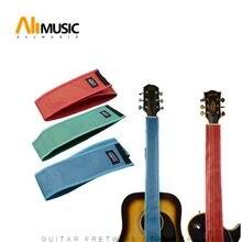 Пылезащитная тканевая крышка акустическая бас-гитара гитарная грифельная струна Антикоррозийная ленточная веревка Антикоррозийная Защитная повязка