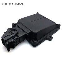 짝짓기 남성 및 여성 자동 커넥터가있는 48 핀 방식 ECU PCB 플라스틱 인클로저 박스, 1 세트