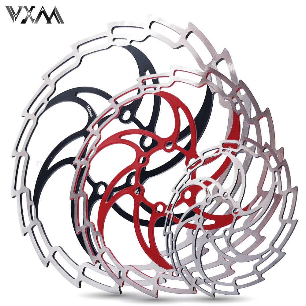 VXM Super-léger vélo hydraulique frein à disque Rotors vtt course sur route vélo frein disque Rotor 160mm 180MM 44mm 6 boulons pièces de vélo