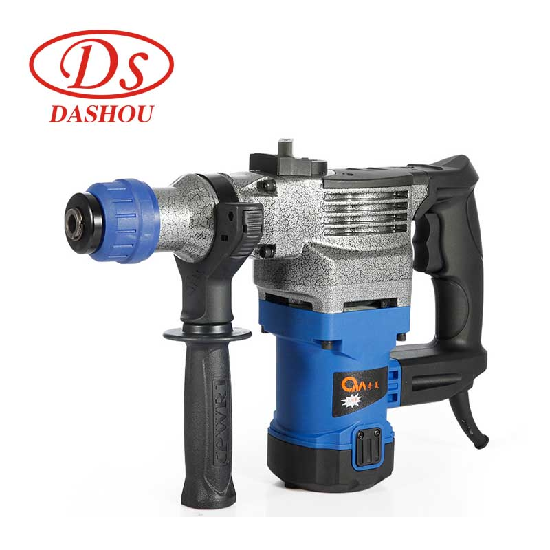 DS Industrial Hhigh Power Impact Drill Electric Hammer Multi-function Household Tools 2050W/1080W