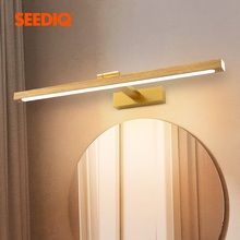 Led Wall Lamp For Bathroom 400mm 600mm Wall Light Fixture Sconce Lamps Mirror Indoor Modern Vanity Lamps Decor Led Wall Light