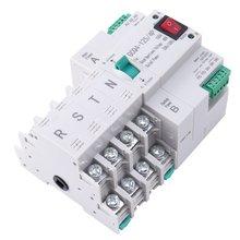 Mcb тип двойной мощности автоматический переключатель передачи