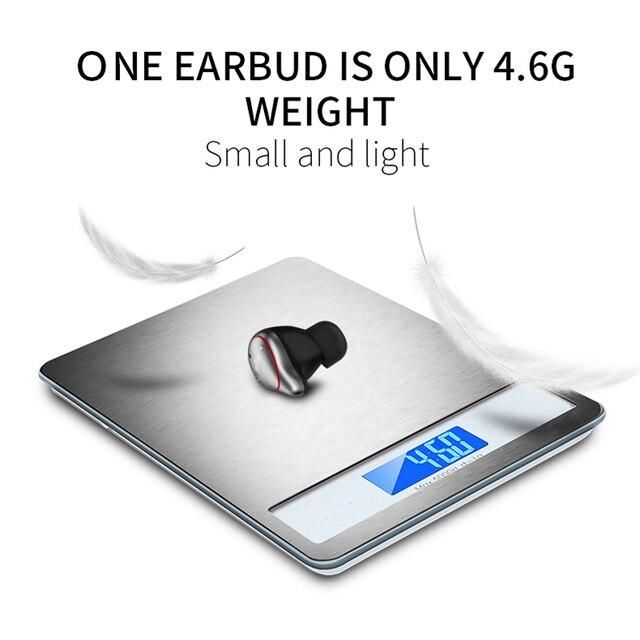 mifo o5 Earphone Bluetooth 5 0 True Wireless Earbuds Sport Running Handfree Waterproof Noise Cancelling Tws