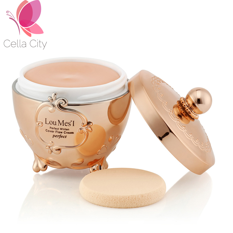 Cellacity concealer cream Makeup Primer Invisible Pore Wrinkle Cover Concealing Blemish Dark Circle Perfect Cover Face Concealer image