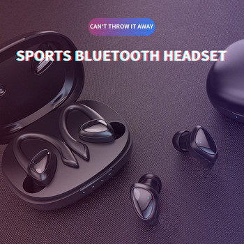 TWS Bluetooth 5.0 Earphones With Charging Box Wireless Headphone 9D Stereo Sports Waterproof Earbuds Headsets With Microphone 2