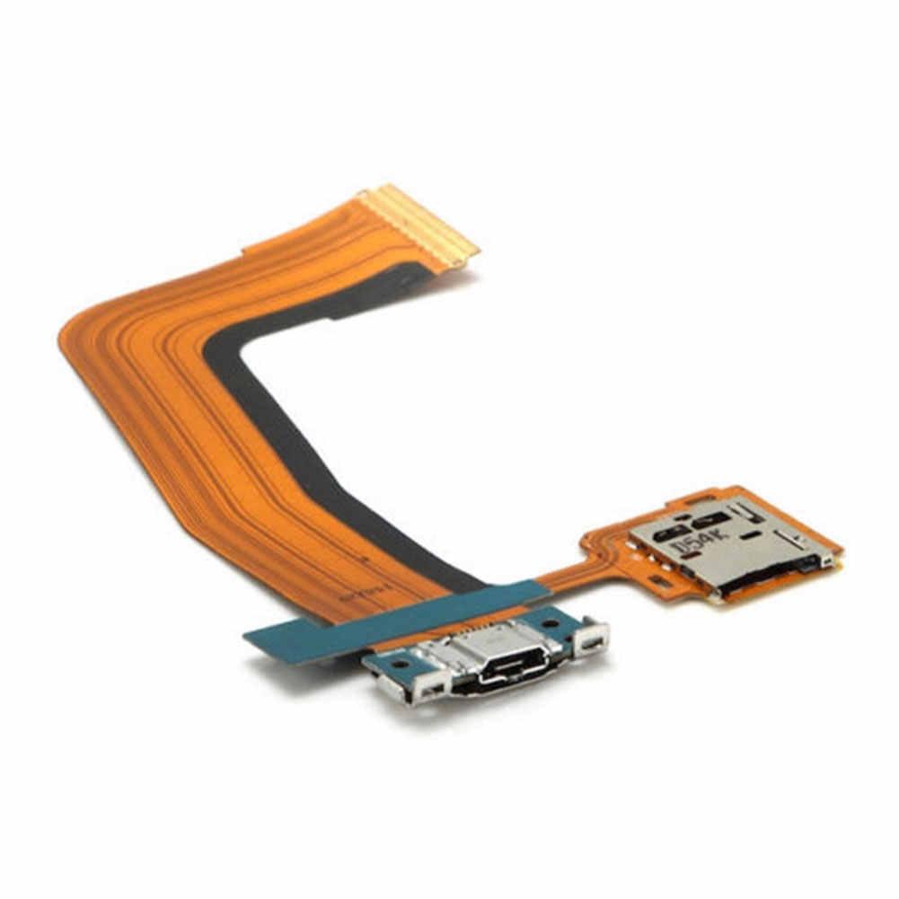 Кабель с вилкой Micro usb для зарядки Замена напольные аксессуары доска практичный электронный протестированный интерфейс для samsung Tab T800