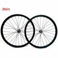 29er Углеродные mtb диски для велосипеда 30x30 мм DA206 прямые тяги 100x15 142x12 углеродные диски для велосипеда mtb wheelset 29er