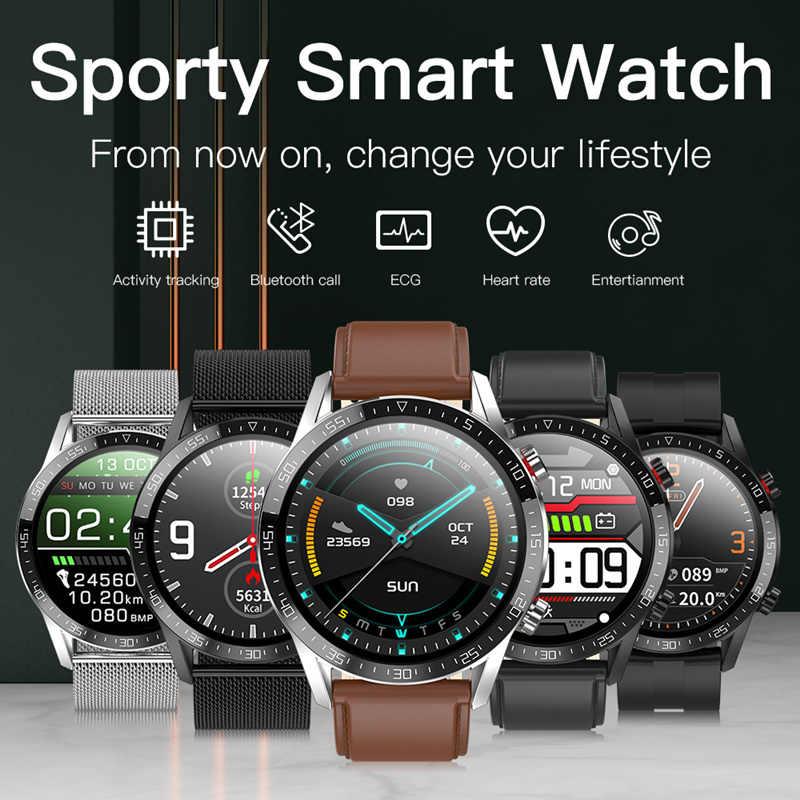 Smartwatchผู้ชายECGสมาร์ทนาฬิกาความดันโลหิตออกซิเจนSleep MonitorสนับสนุนCall Fitness Tracker VS L5 L6 L7 L8 l9 L10 L13