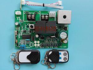 Image 2 - Placa de garagem eletrônica universal 24v, placa principal de garagem, placa de controle de motor, receptor de limite