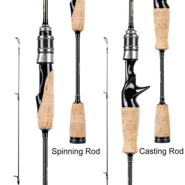 Best SeaKnight MANTA II 1.8M Lure Rod 602 UL Power Carbon Fishing Rod Fishing Rods 2fa47f7c65fec19cc163b1: 1.8M 602UL Casting|1.8M 602UL Spinning