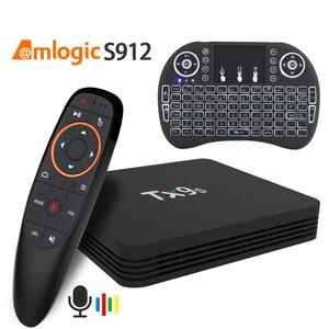 Image 1 - וtranspeed אנדרואיד אוקטה core טלוויזיה תיבת 4K Youtube 2GB 8GB ממיר 2.4G Wifi 4K לשחק חנות למעלה תיבה