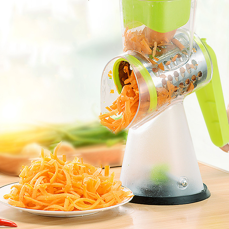 Household Manual Vegetable Cutter Potato Fruit Slicing Cutting Salad Machine HY99