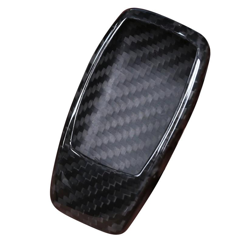 Acouto Carbon Firber Style Door Handle /& Door Bowl Cover Trim Sticker for Mercedes Benz A B C E Class