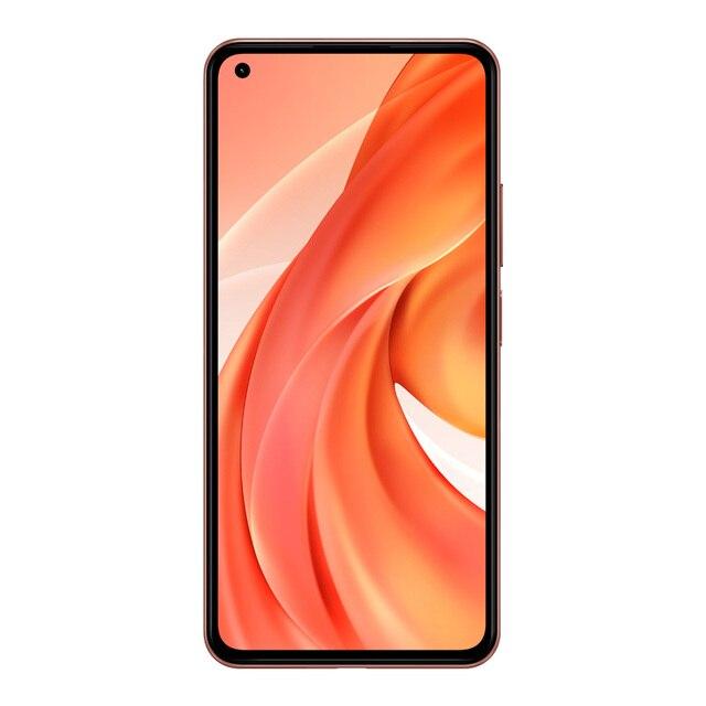 Xiaomi mi 11 Lite NFC 6GB + 128GB 8GB + 128GB smartphone Snapdragon 732G Octa core 64MP rear camera 4520mAh Mi 11 Lite Te 3
