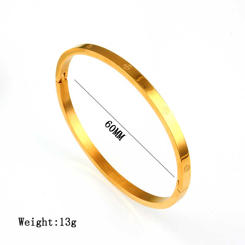 XUANHUA Stainless Steel Cuff Bracelets Bangles For Women Fashion Jewelry Charm Jewelry Accessories Bohemian Stylish Classic