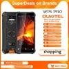 "OUKITEL WP5 Pro Rugged Smartphone 4GB 64GB 8000mAh 5.5""HD+ Octa Core Android10 13MP Rear Camera IP68 Waterproof Smartphone"