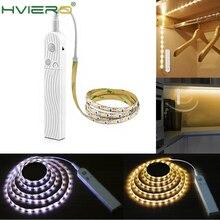 PIR датчик движения, светодиодная подсветка для кухни под шкаф светильник прикроватный лестница шкаф ночной коридор безопасности