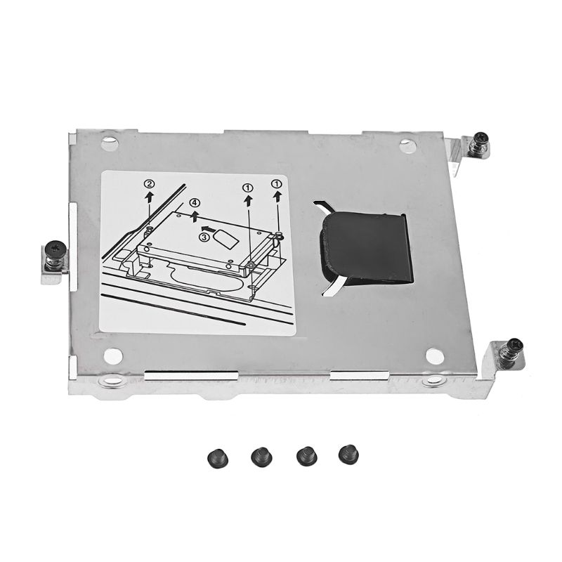 HDD Hard Drive Caddy Tray Connector for H-P Laptop Computer 8760W 8570W 8560P 8470P 8460P 8560W <font><b>8770W</b></font> image