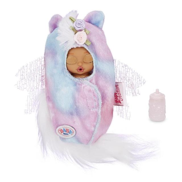 Baby Born Surprise Blooming Babies with 10 Surprises and Color Change Surprises Series Toys Birthday Children Gift 2