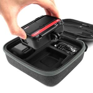 Image 5 - ストレージキャリングバッグケースポータブルバッグ耐衝撃保護 Insta360 1 r アクションカメラ用アクセサリー
