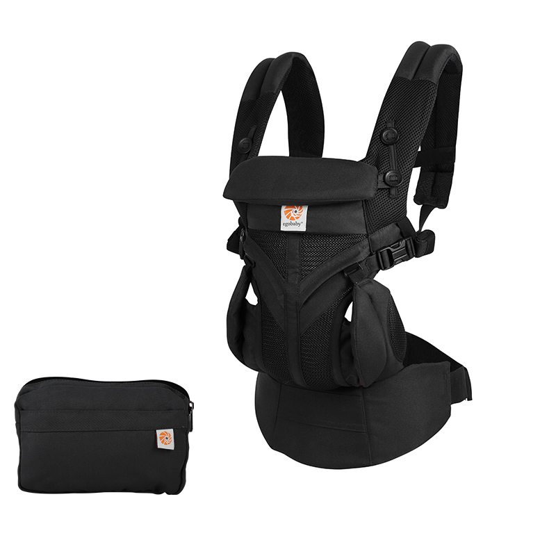 Carrier Ergonomic Backpack Sling Omni Comfortable Egobaby Infant Newborn 360 Kid Multifunction title=
