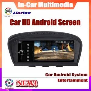 Image 3 - Обновленная система Android для BMW 3 серии E90 E91 E92 E93 2009 ~ 2012 HD сенсорный экран стерео радио ТВ GPS навигация Bluetooth