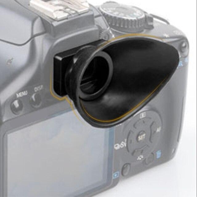 18 مللي متر المطاط العين كأس العين Eyecup لكانون 550D/300D/350D/400D/60D/600D/500D/450D/1000D/D30 SLR كاميرا #0225