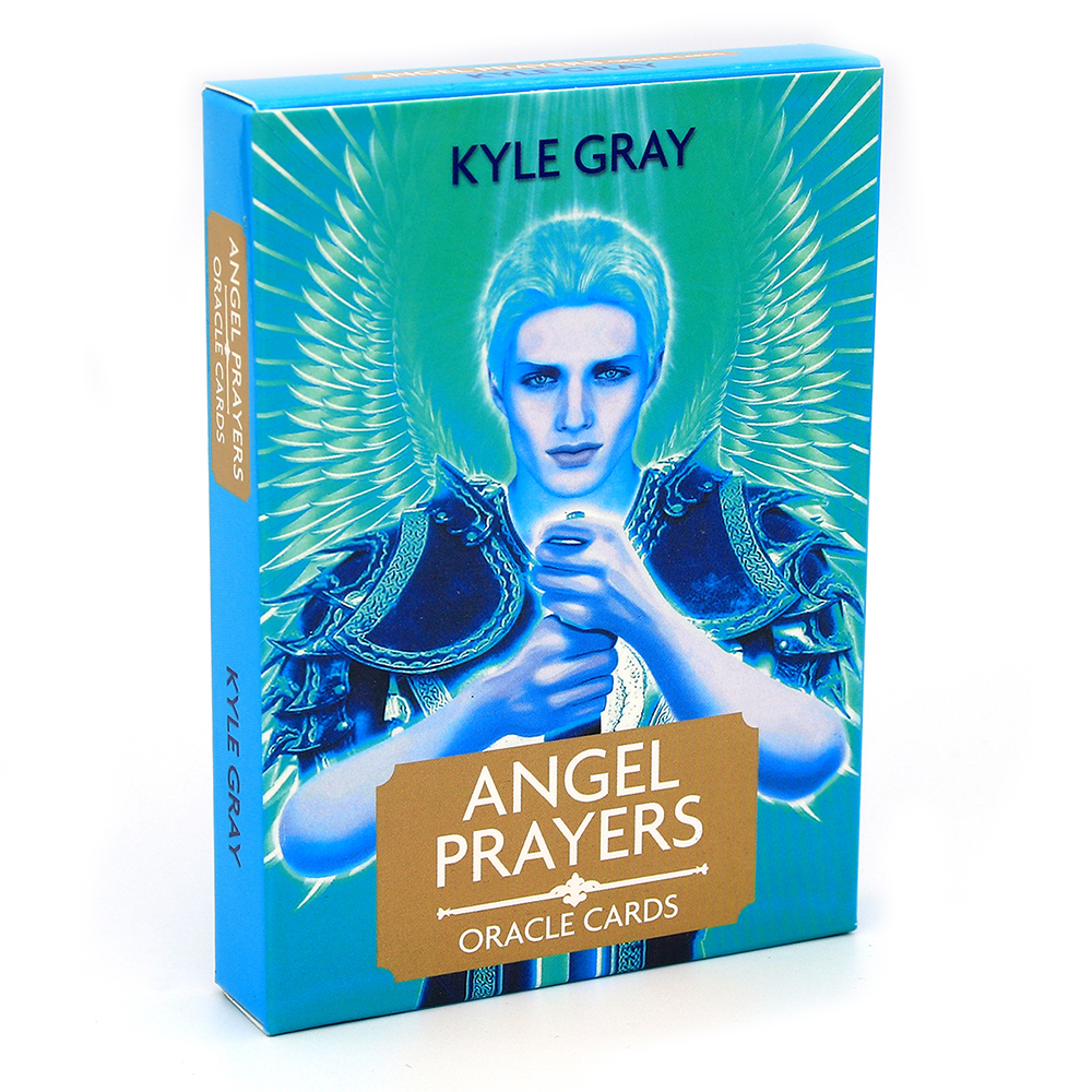 Angel Prayers Oracle Cards  full of loving messages from the angels, archangels and even the Divine Mother and Divine Father