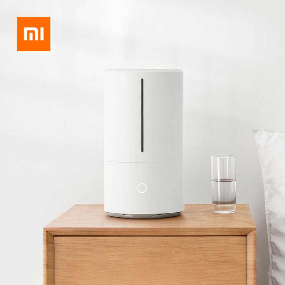 Original  XIAOMI MIJIA Humidifier intelligent UV C sterilization Air Purifier broadcast Aromatherapy Diffuser  Mist Maker|Humidifiers|   - AliExpress