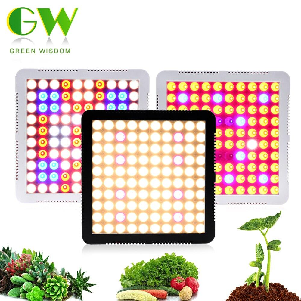 Полный спектр светодиодный светильник для выращивания 300 Вт 600 Вт 1000 Вт высокая яркость фитоламповый комнатный имитирующий солнечный свети...