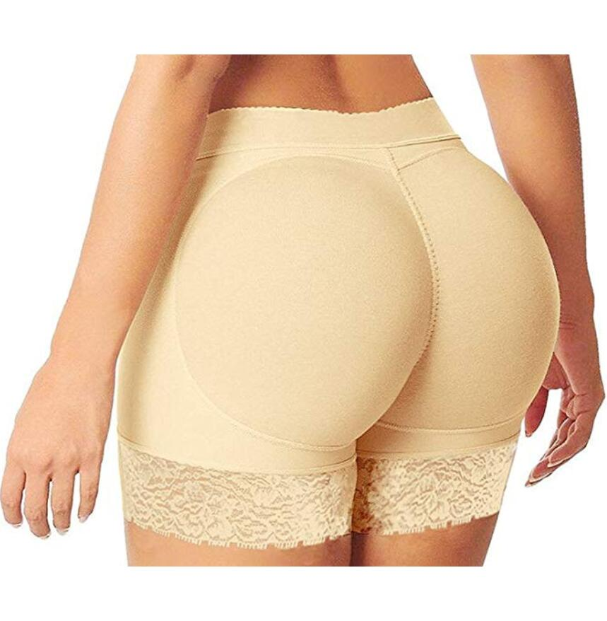 Women Butt Shapers Padded Panties Butt Lifter Panty Butt Hip Enhancer Fake Hip Shapwear Underwear Briefs Push Up Panties