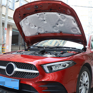 Image 3 - Capot insonorisé en coton isolant pour Mercedes Benz classe A W177, A180, A200, A220, A250, accessoires de voiture, 19 20 +