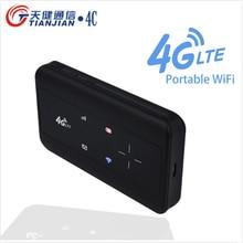 Mifi Sim-Card LTE ROUTER Portable-Pocket Hotspot External-Antenna Wifi Broadband Wireless/unlock
