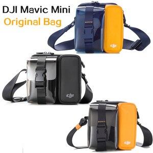 Image 1 - Оригинальная Водонепроницаемая Портативная сумка MAVIC Mini для хранения, сумка на плечо, дорожная сумка, сумка для DJI Mavic Air Mini и аксессуары