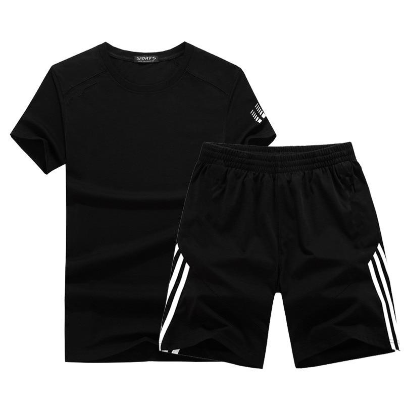 2019 Men Short Sleeve Shirt Kits