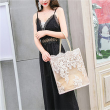 цена на Canvas Tote Print Lady Bag Casual Beach Tote Eco Shopping Bag Daily Items Collapsible Canvas Shoulder Bag Customizable