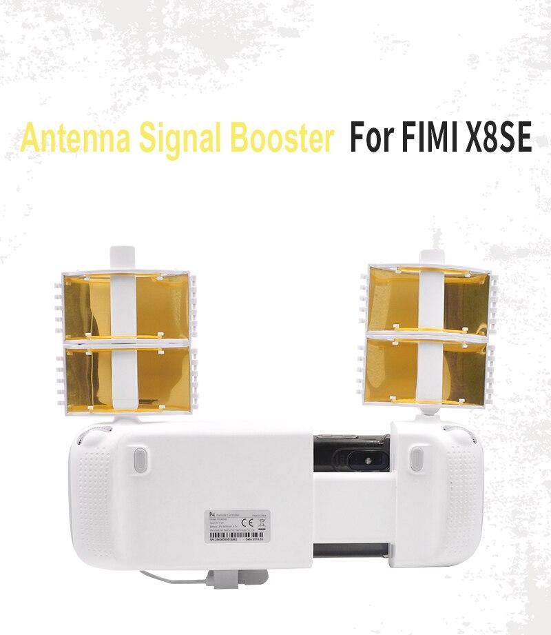 STARTRC XIAO MI FIMI X8 SE MI 4K A3 Remote Controller Signal Booster Transmitter For FIMI X8 SE MI 4K A3 Accessories