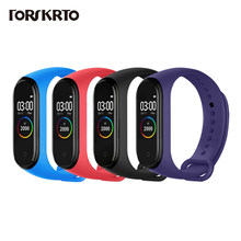 M4 Smart Band 4 Kebugaran Tracker Watch Olahraga Gelang Heart Rate Tekanan Darah Smartband Monitor Kesehatan Gelang(China)