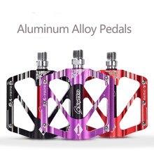 SWTXO Utral Versiegelt Bike Pedale für Berg MTB Road Fahrräder Lager Fahrrad Pedal Aluminium Legierung Bikes Zubehör