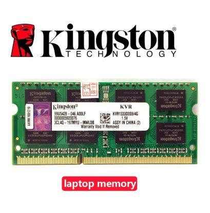 Kingston dizüstü bilgisayar dizüstü 1GB 2GB 4GB 1G 2G 4G PC2 PC3 DDR2 DDR3 667 1066 1333 1600 MHZ 5300S 6400S 8500S ECC RAM bellek