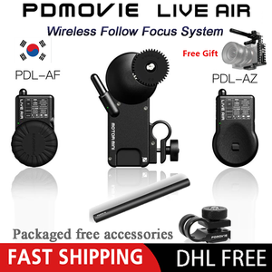Image 1 - PDMOVIE LIVE AIR 2 บลูทูธไร้สายติดตามระบบโฟกัสสำหรับDJI Ronin S Zhiyun Crane 2 MOZA Aircross Gimbalหรือเลนส์กล้องSLR